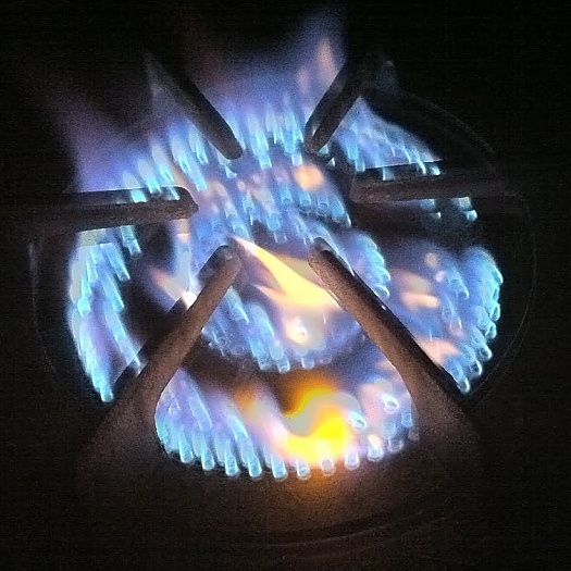 O plynových vařičích