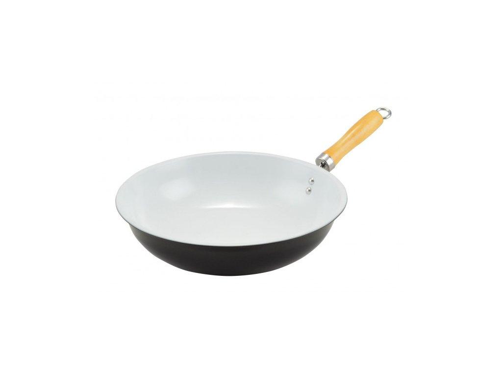 Pánev WOK Premium 32 cm IK10263