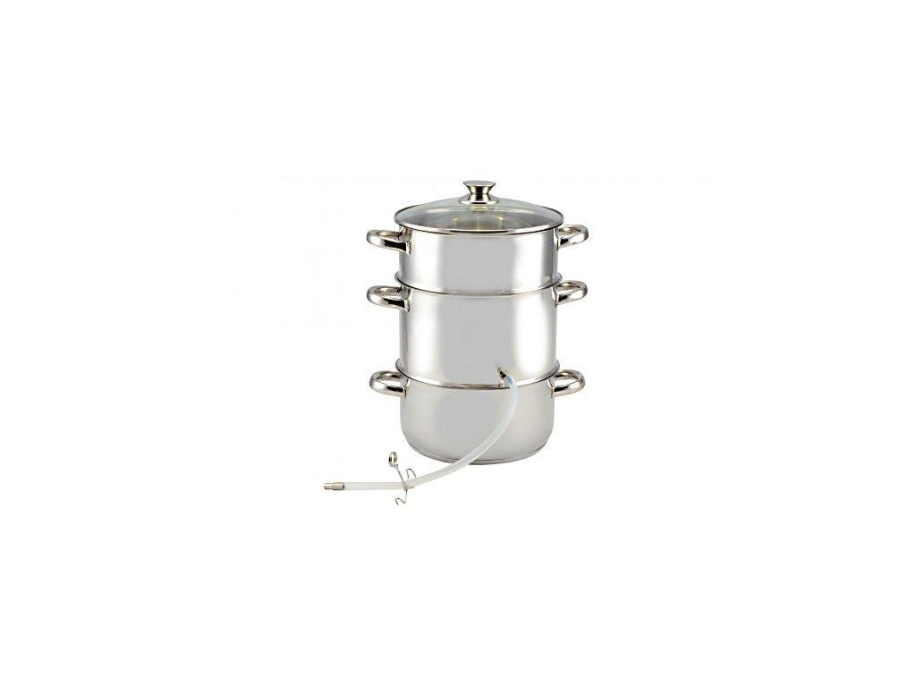 Výrobník sirupu INOX 5 l IK12475