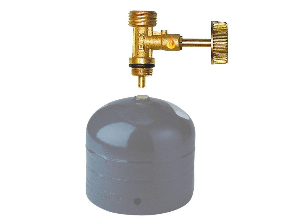 """Jednocestný ventil EURO W21,8"""""""