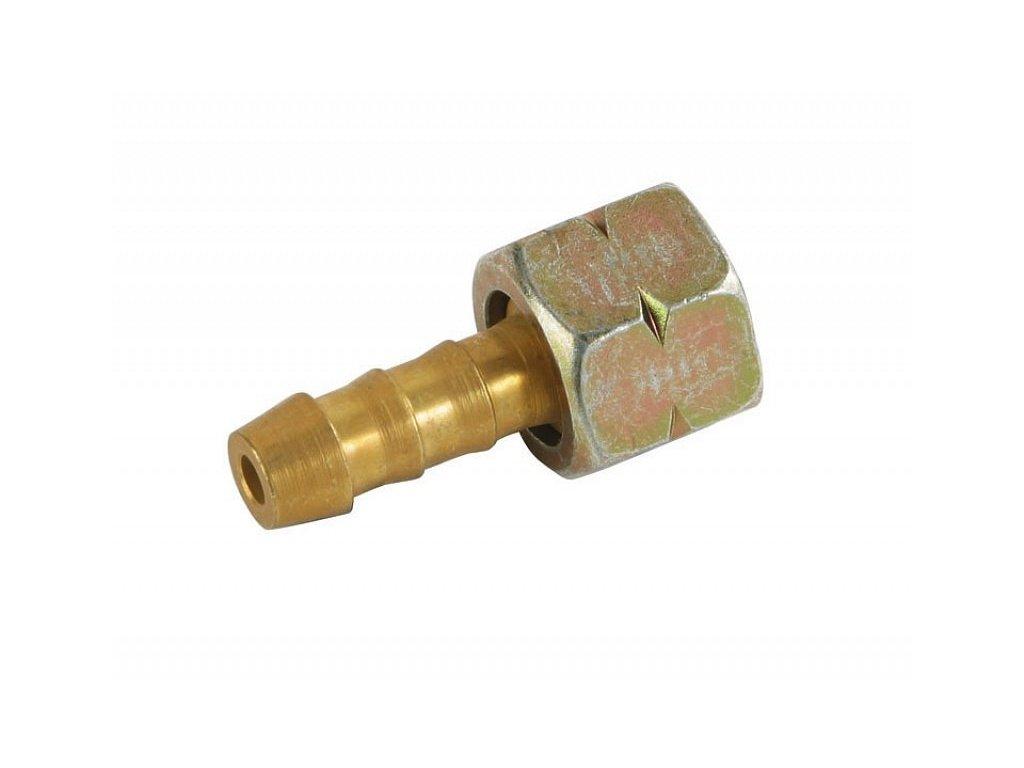 FOKER® Nátrubek s maticí G3/8 LH kužel