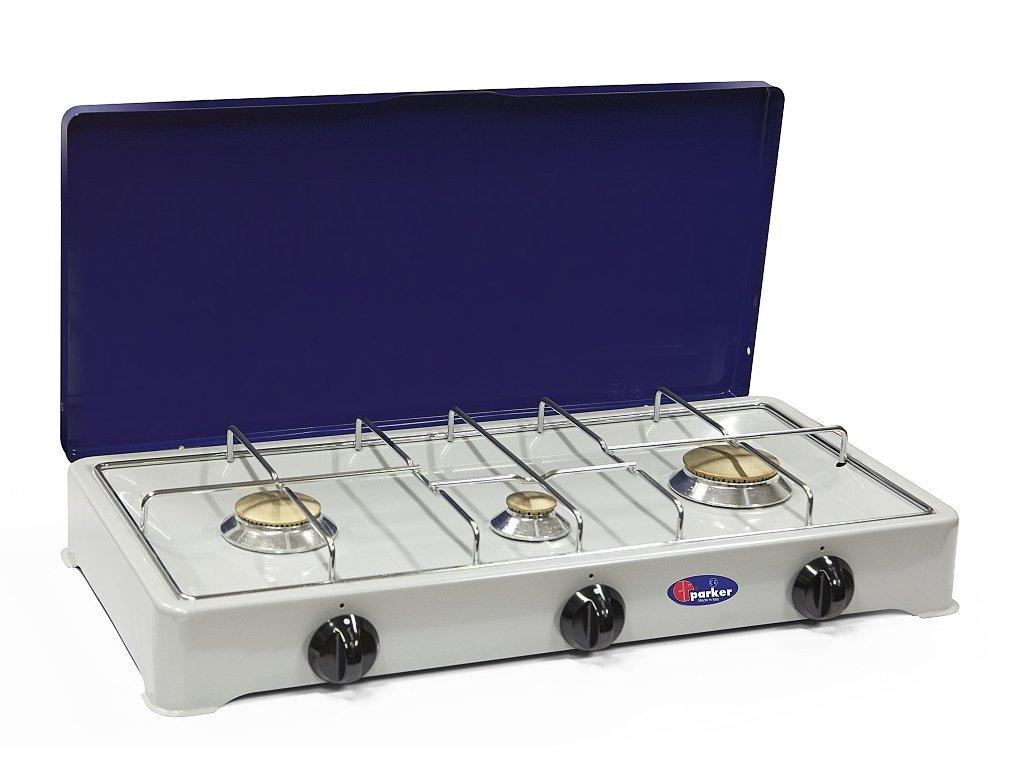 CFParker® Vařič 5328 GB-Ottone BLUE