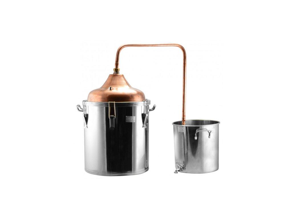 Destilační souprava 50 l Copper Inox ECO
