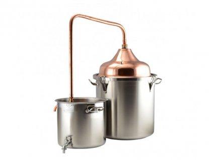 Destilační souprava 50 l Copper Inox PREMIUM