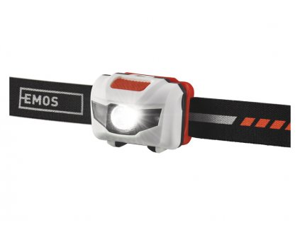 EMOS® LED čelovka P3521, 60 lm, 30m, 3× AAA