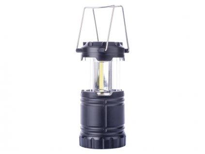 COB LED kempingová svítilna P4006, 300 lm, 3× AA