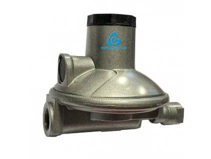 RECA® Regulátor tlaku 30-50mbar 7 kg PRV 105 mbar