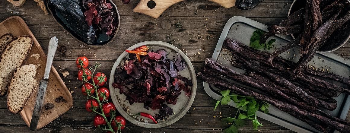 Biltong Premium - sušené hovězí maso