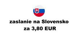 Zásilky na Slovensko