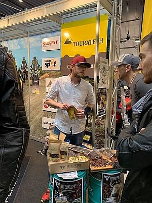 Sušené maso ochutnávka