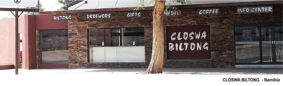 Obchod Closwa Biltong v JAR