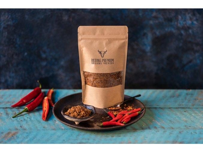 Masovy prasek chilli biltong powder 1
