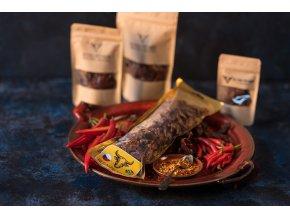 Sušené maso Biltong Chilli 250g