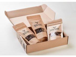 Dárkový box sušeného masa Standard
