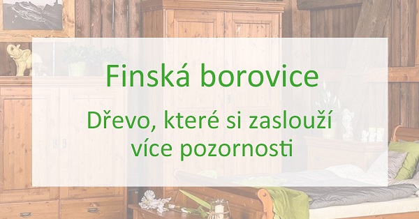 Finská borovice: dřevo, které si zaslouží více pozornosti