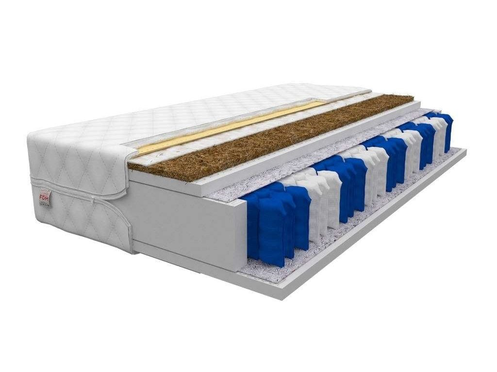Středně tvrdé matrace