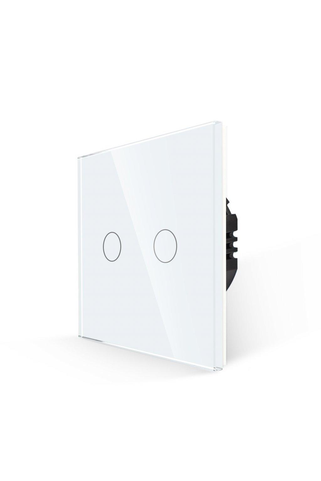 Dotykový vypínač - radenie č.5 (Dva okruhy)