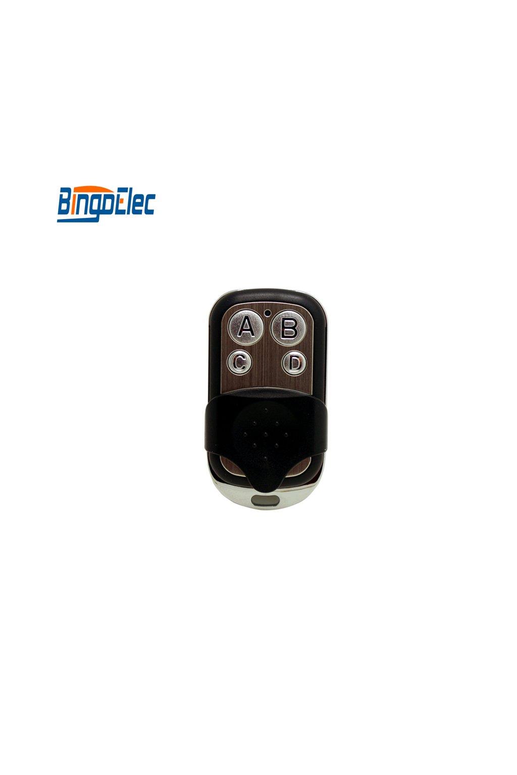 Diaľkový ovládač 4-tlačidlový