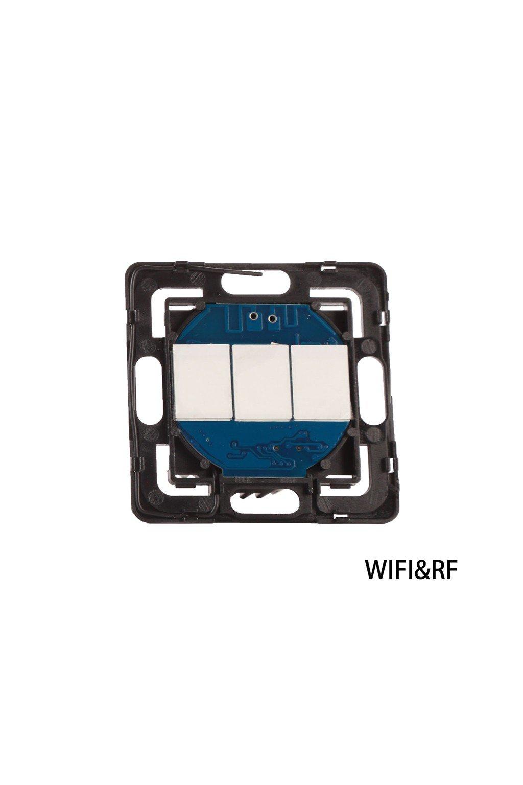 Dotykový modul WIFI + RF - radenie č.5 (tri okruhy)