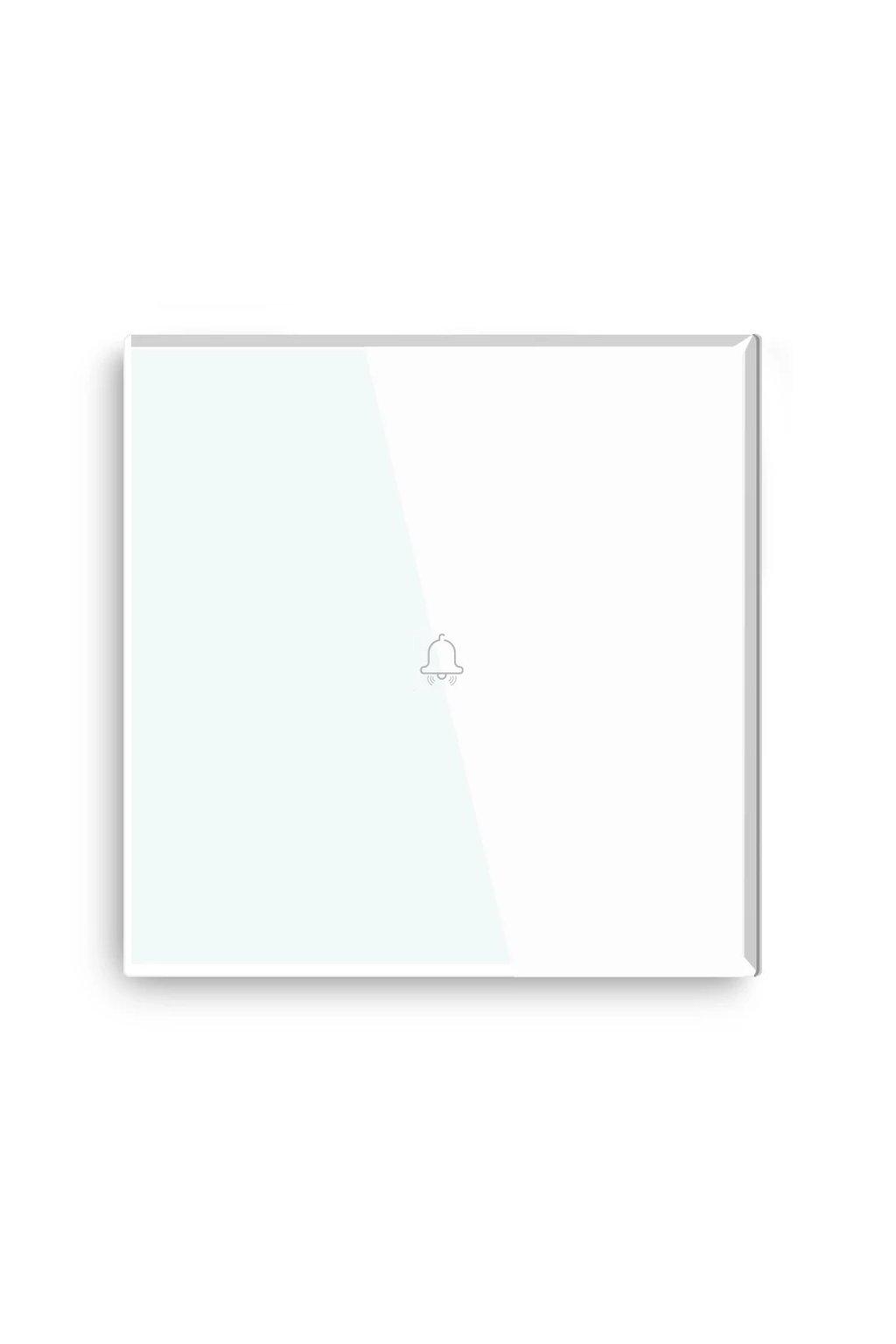 Sklenený panel - zvonček