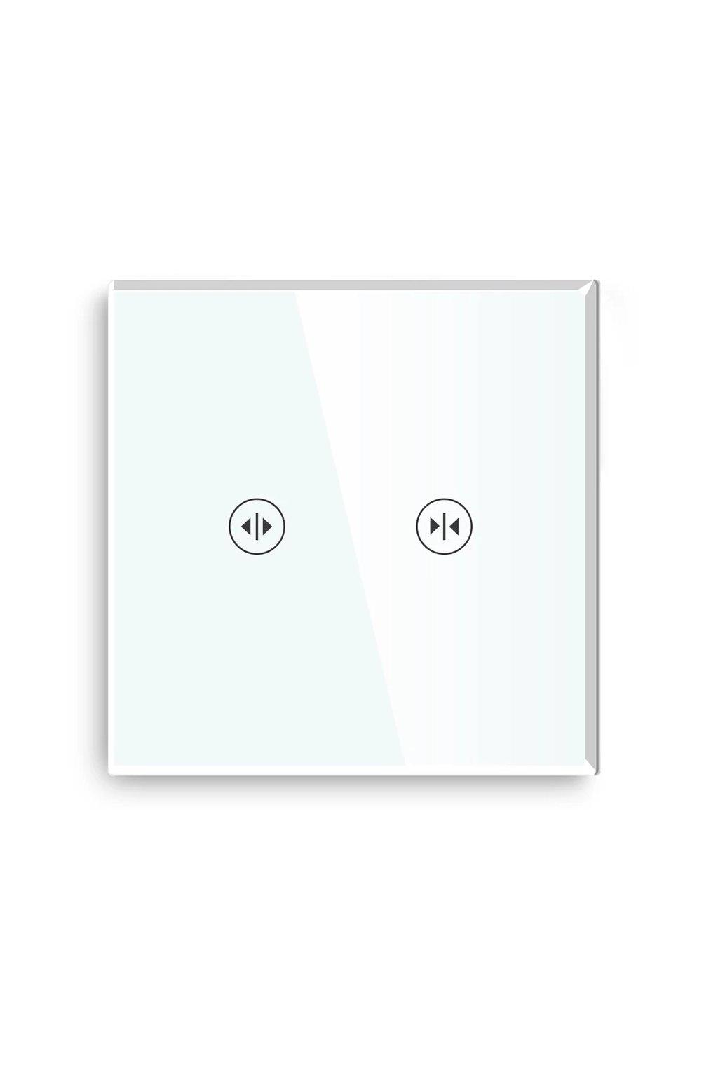 Sklenený panel - rolety/žalúzie