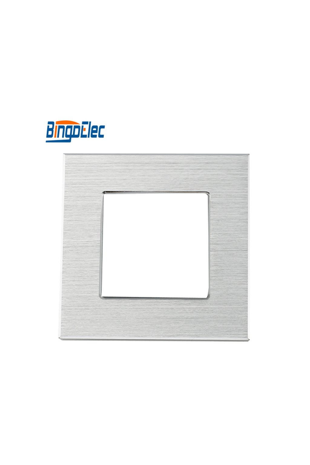 Jednoduchý rámik - Brúsený hliník