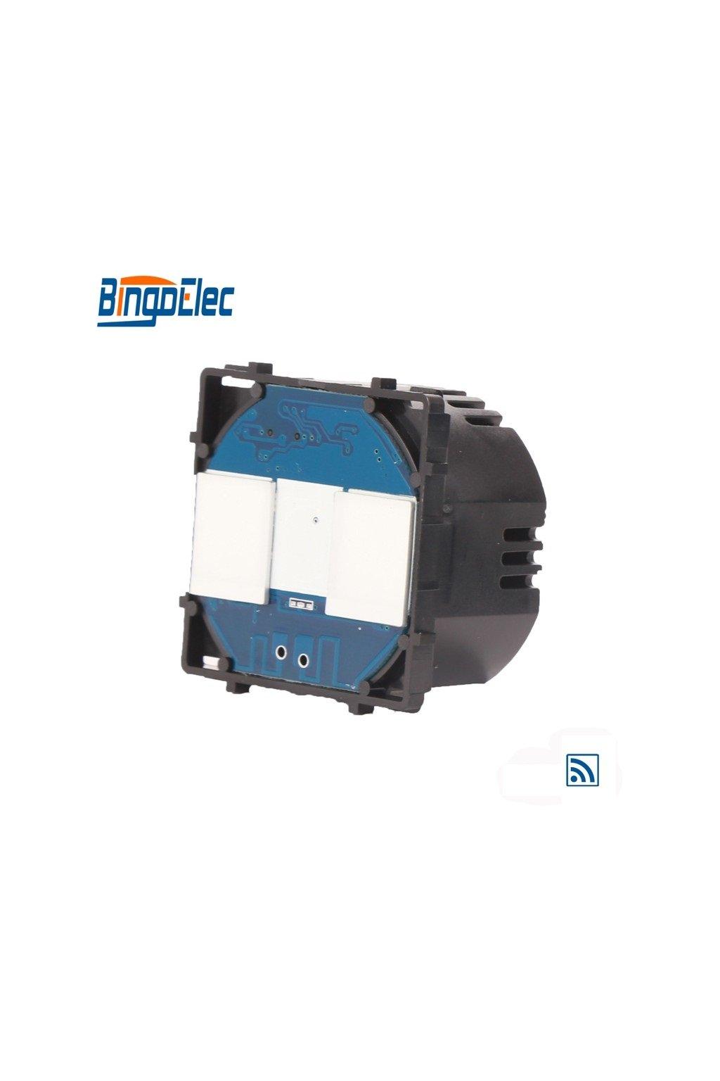 RF ovládač - 2 okruhy