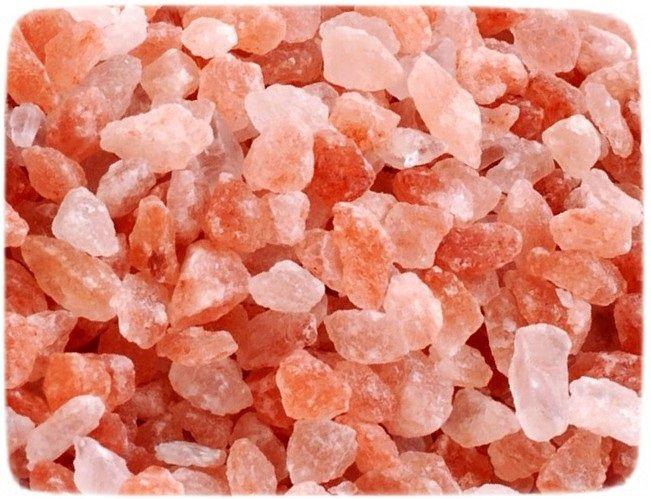Jak se používá himálajská sůl?