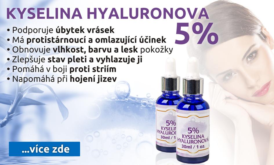kyselina hyaluronová 5%