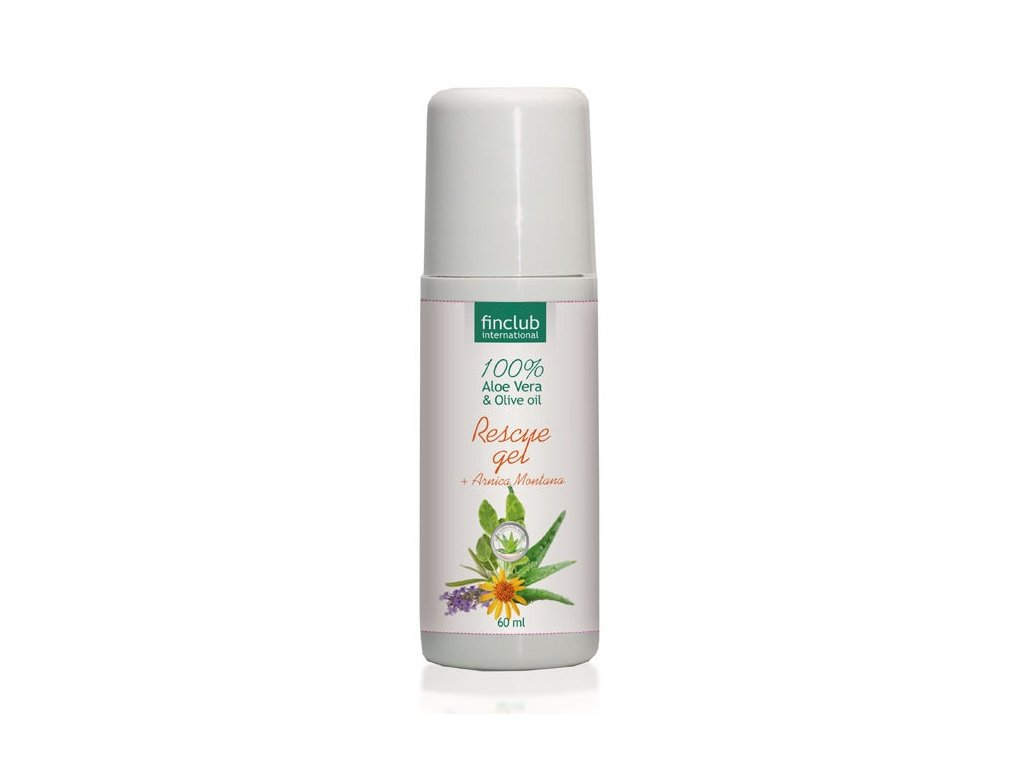 aloe vera rescue gel original