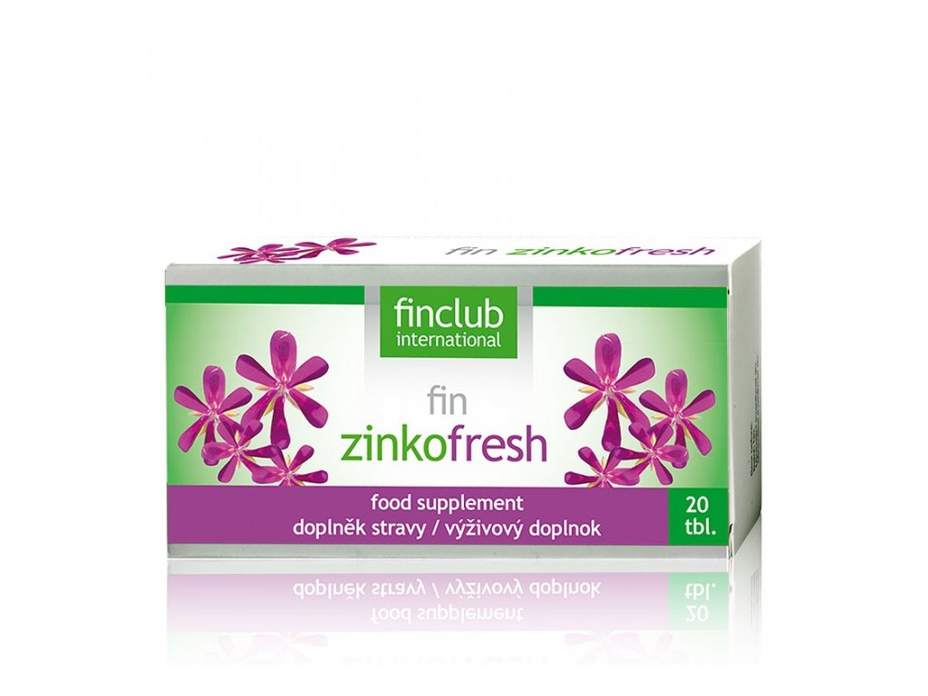 fin zinkofresh original