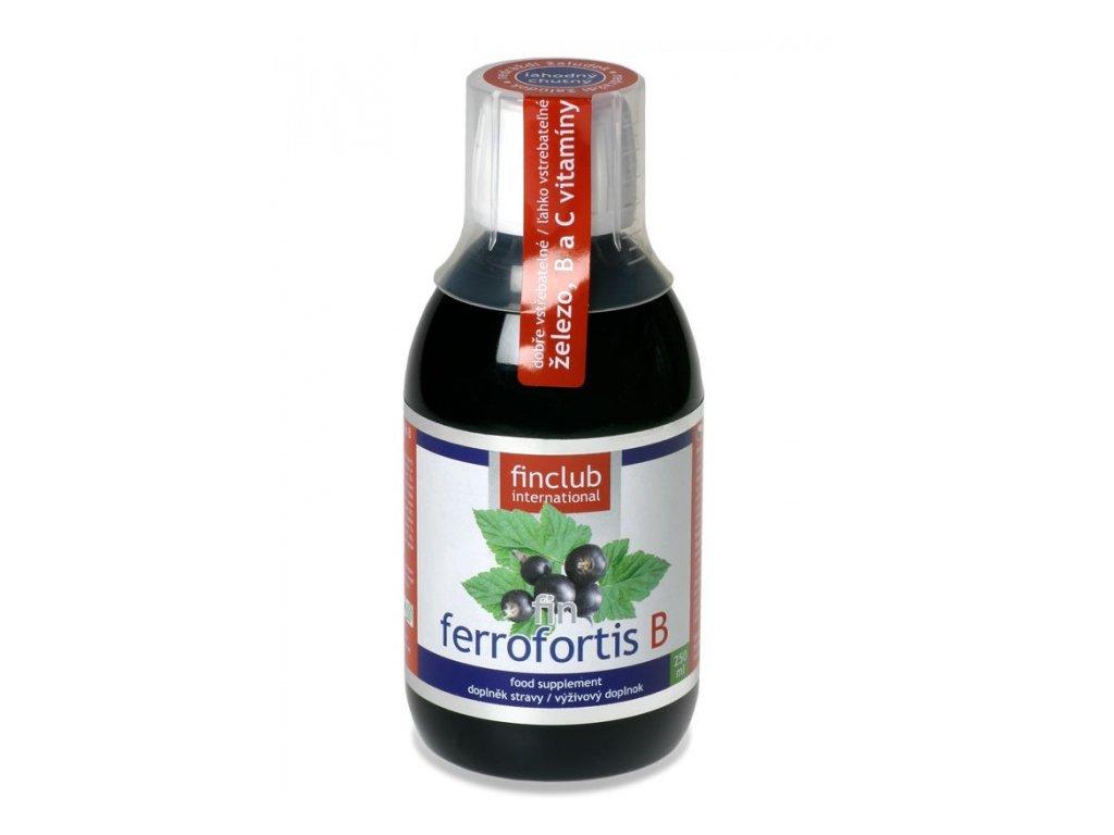 fin ferrofortis b original