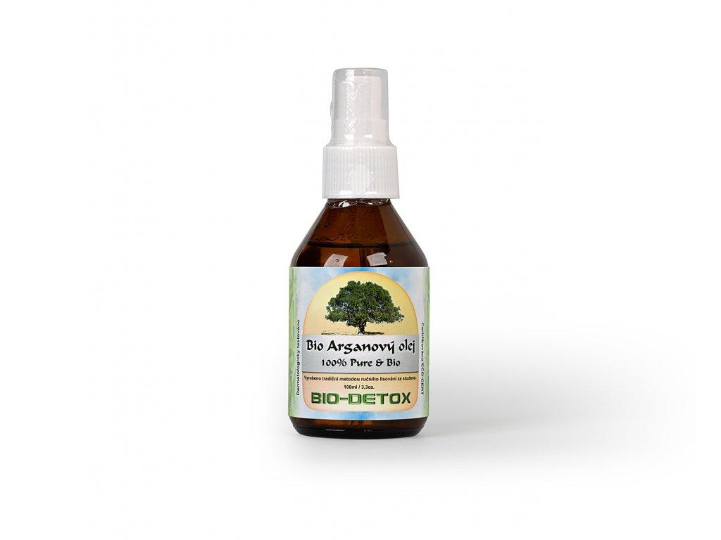 Bio Arganový olej 6 x 100ml 5+1 ZDARMA