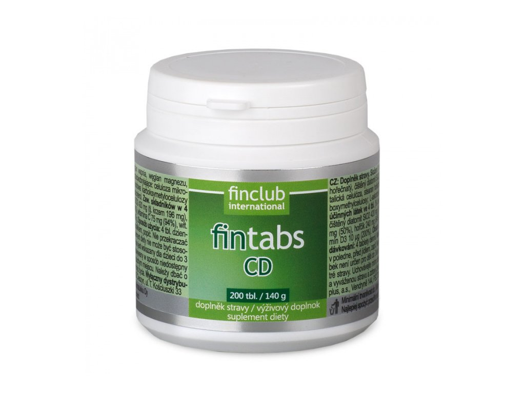 fintabs cd 200 tbl original