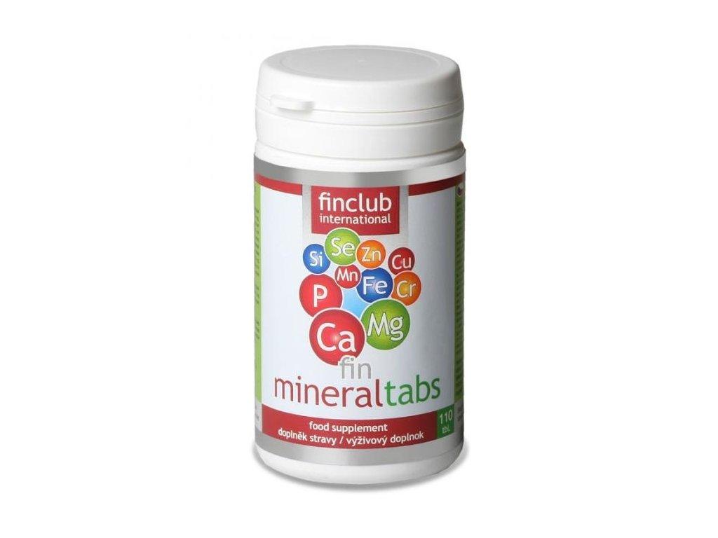 fin mineraltabs original