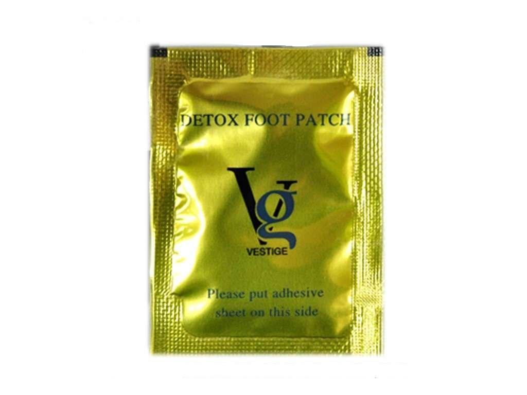 Detoxikační náplasti GOLD 500 ks