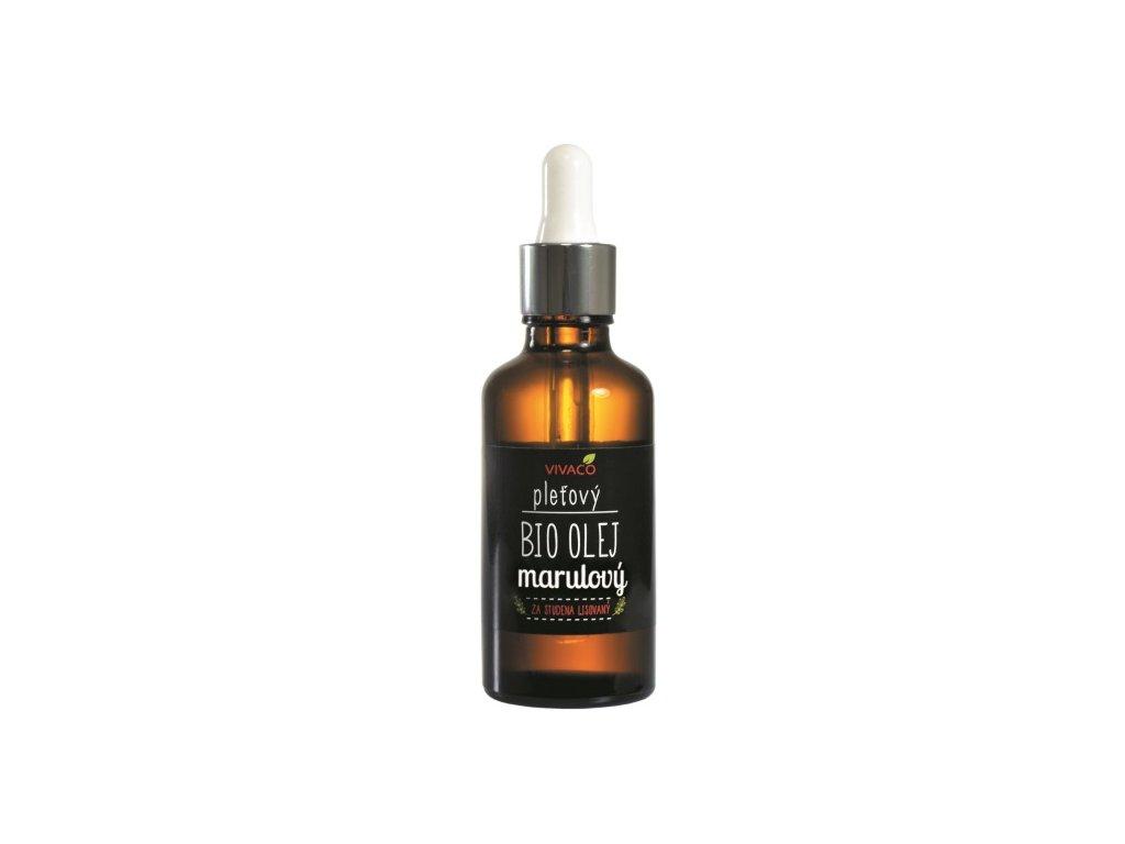 BIO pleťový olej marulový