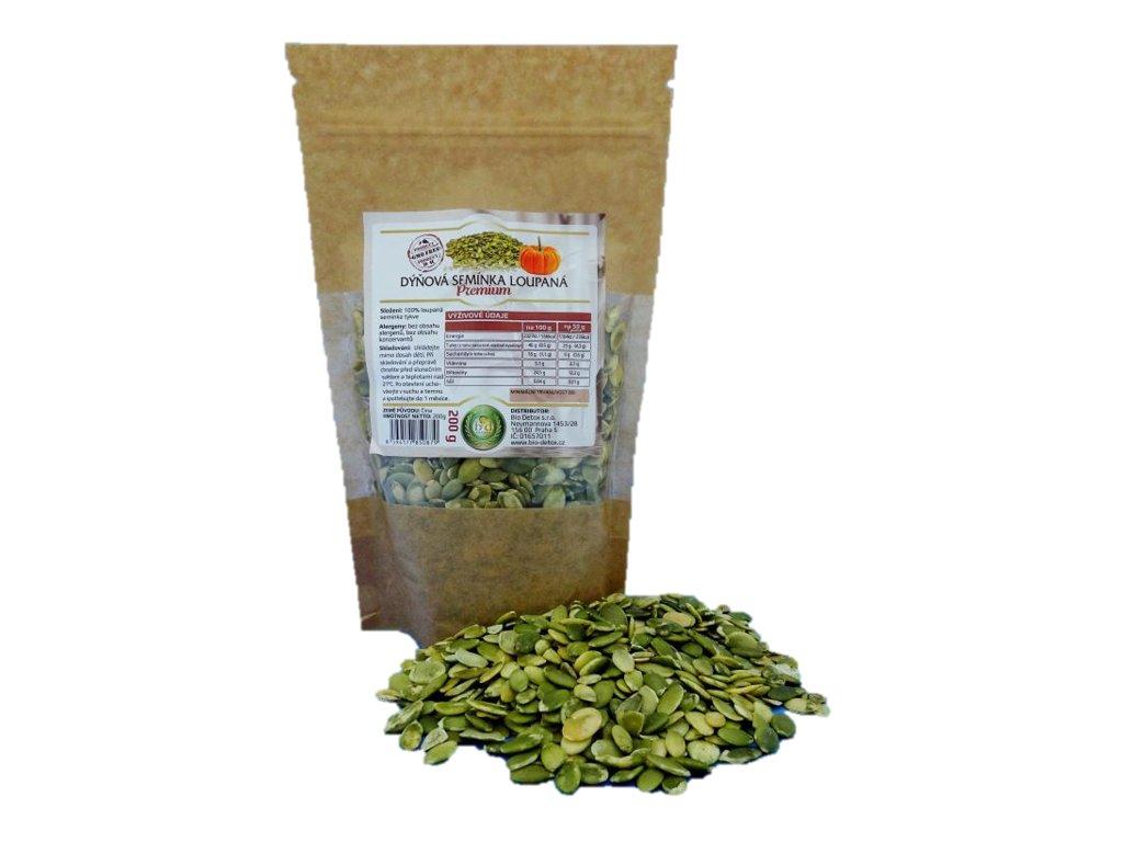 Dýňová semínka loupaná 200 g