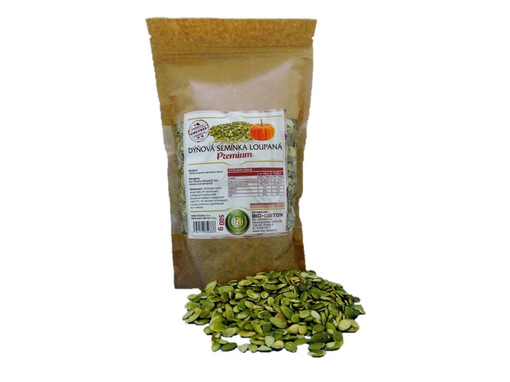 Dýňová semínka loupaná 500 g