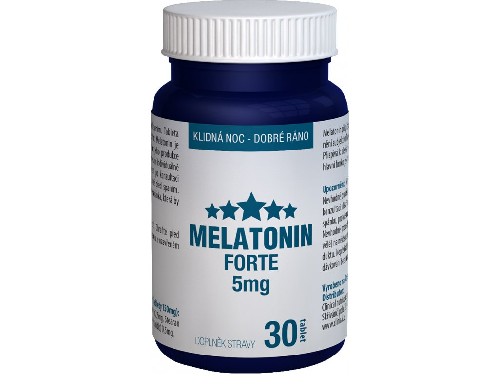 melatonin forte 30tbl