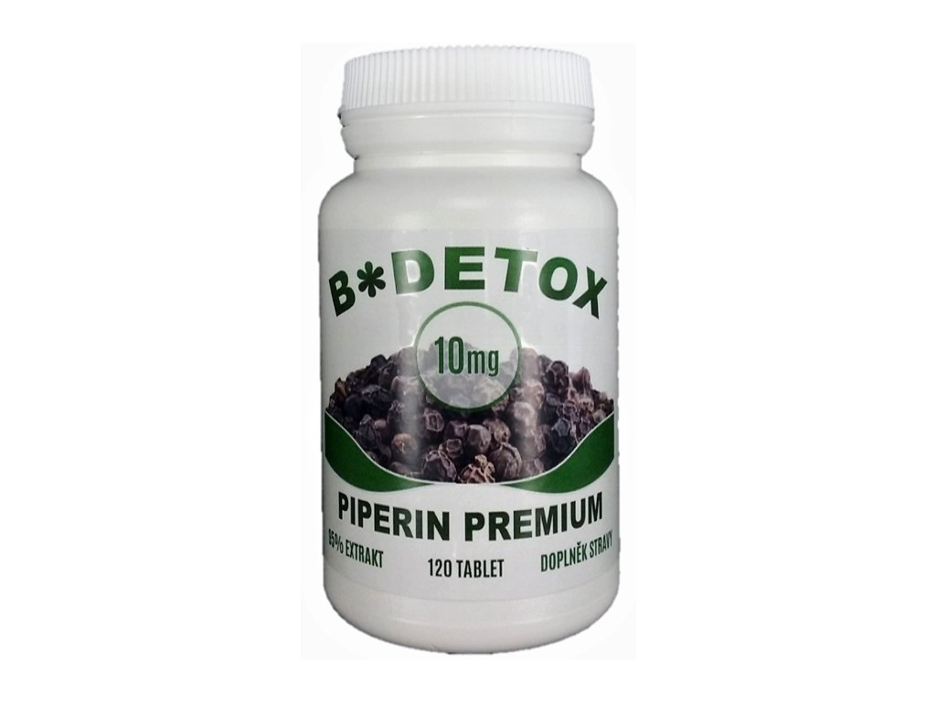 Piperin Premium 10mg 120tbl.