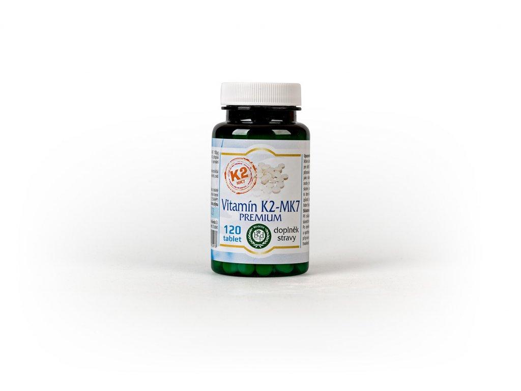 !AKCE! Vitamín K2 - MK7 - 120 tablet