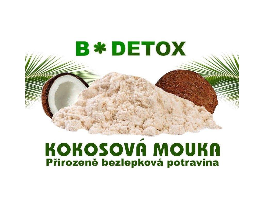 Kokosová mouka 1000g