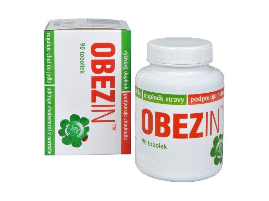 Cenově výhodné balení Obezin 2 x 90 tobolek