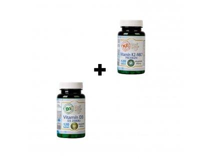 Vitamín K2+D3