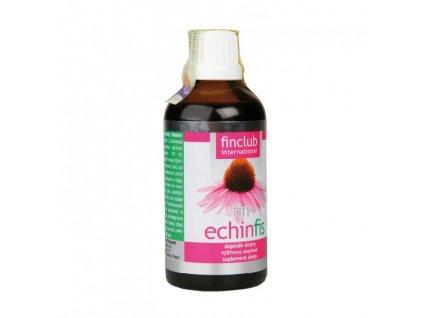 fin Echinfis 50 ml - Extrakt z třapatky nachové