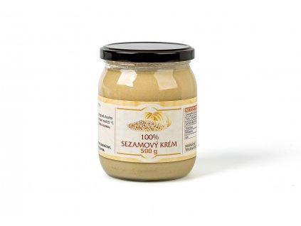 Sezamový krém 500g