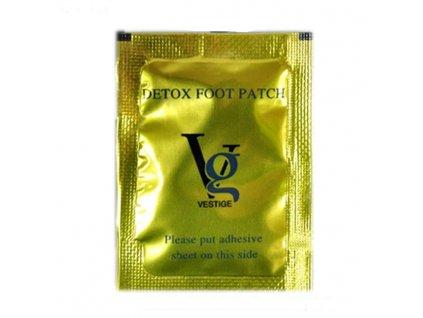 Detoxikační náplasti GOLD 14 ks
