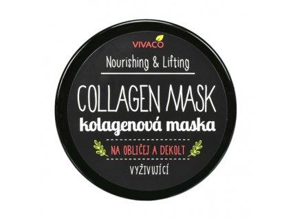 kolagonová maska