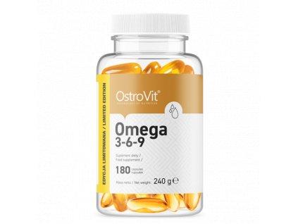 eng pm OstroVit Omega 3 6 9 180 caps 21524 1